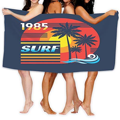 Xunulyn Bath Towel Soft Big Beach Towel 31