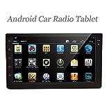 17,8cm Android universale auto lettore DVD con radio AM/FM/Bluetooth/GPS Car audio stereo/USB/SD, sostegno OBD telecamera posteriore e sterzo, auto multimediali autoradio