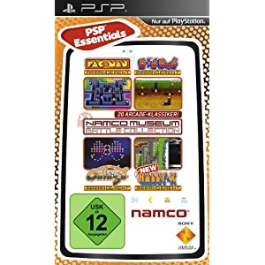 Namco Museum: Battle Collection [Essentials] – [Sony PSP]