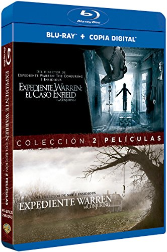 Pack Expediente Warren 1+2 [Blu-ray]