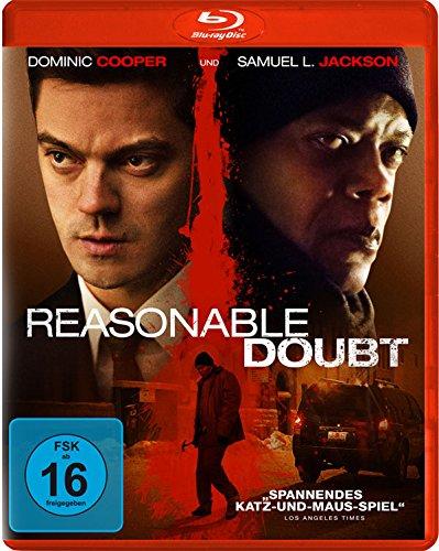 Reasonable Doubt [Blu-ray]
