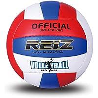 Wenwenzui-ES Profesional Pelota de Voleibol Suave Competición Pelota de  Entrenamiento Tamaño Oficial 38ffc05f27839