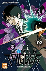 World Trigger Edition simple Tome 2