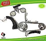 Für hyund-a-i Getz i10i30Matrix 1,5CRDi d4fa New Timing Cam Kette Kit + Gears