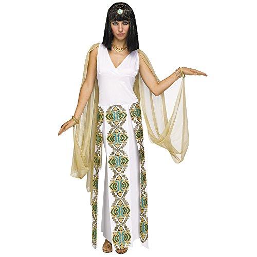 Sexy Kostüm Adult Cleopatra - Unbekannt Sexy Cleopatra Damen Kostüm ägyptische Königin - Gold - (2/8) US Small/Medium