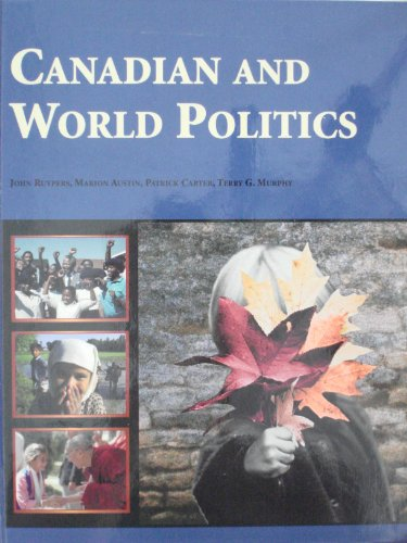 Canadian and World Politics [Hardcover] by Unnamed