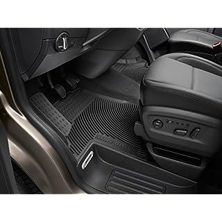 Original VW T5 T6 Transporter Multivan Caravelle Gummi Fußmatten vorn *** Druckknopf *** Heavy Duty Gummimatten Allwettermatten 7H1061551D 041