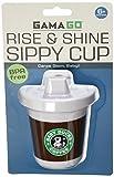 Gama Go Sippy Coffee Mug - Vaso infantil para beber con tapa