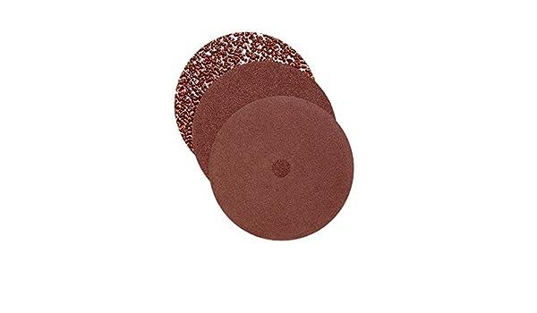 beige p 330 mm Lot de 5 r/ésistant monobrosses RETOL disques superpad polyester