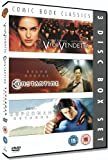 Comic Book Classics - V for Vendetta/Constantine [Import anglais]