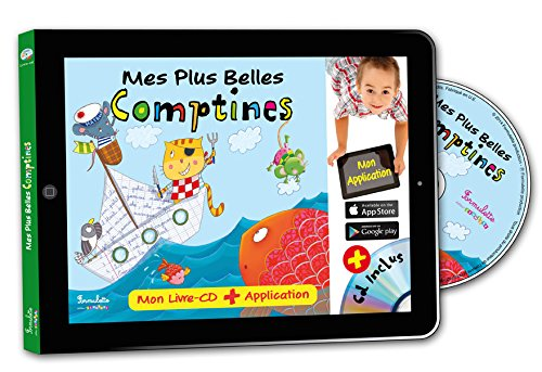 Mes plus belles comptines (1CD audio) par Rémi Guichard