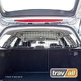 Travall® Guard Hundegitter TDG1294 - Maßgeschneidertes Trenngitter in Original Qualität