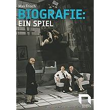 programmheft max frisch biografie ein spiel premiere 8 april 2016 im central - Max Frisch Lebenslauf