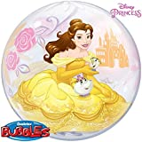 Disney Belle Bubble Latex Balloon Princess Beauty And The Beast Girls Decoration