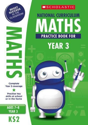 National Curriculum Maths Practice Book for Year 3 (100 Practice Activities)