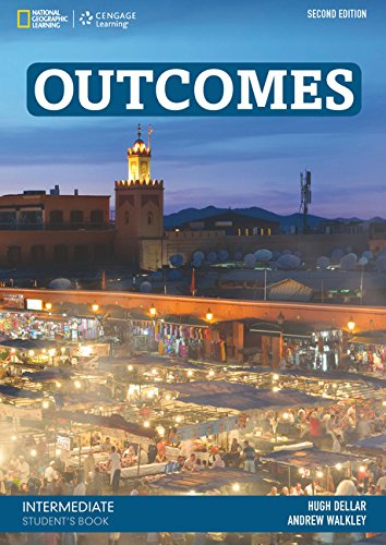 Outcomes. Intermediate Level. Student's Book (+ Access Code+ Class DVD)