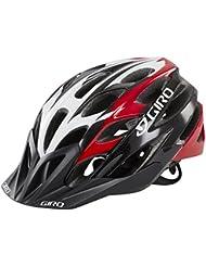Giro Fahrradhelm Phase, Red/Black, 51-55 cm, 7055481