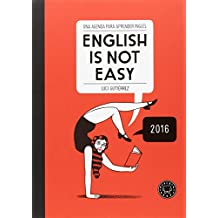 Blackie Books English Is Not Easy - Agenda 2016