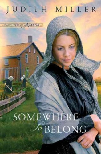 (SOMEWHERE TO BELONG ) BY Miller, Judith (Author) Paperback Published on (03 , 2010)