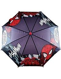 Paraguas Manual Infantil Spiderman para niños ...