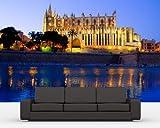 Bilderdepot24 Vlies Fototapete - Cathedral of Palma de