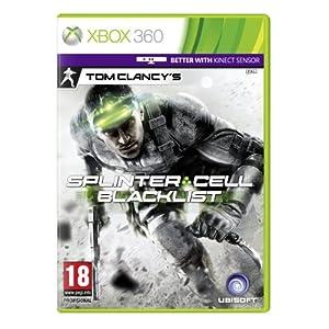 Tom Clancy's Splinter Cell Blacklist – Standard Edition (Xbox 360)