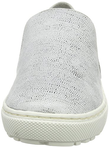 Jana Ladies 24623 Slipper White (bianco Con Stru 193)