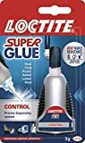 Loctite Super Glue Control Liquid - 3g