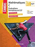 Nouveaux Cahiers Mathématiques Evaluations formatives et CCF -2de-1re-Tle BAC PRO TERTIAIRES