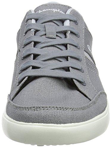 Champion Herren Low Cut Shoe Deck Sneaker Grau (Warm Grey ES002)