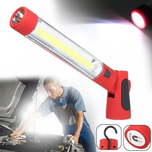 247 Store Magnetische 10W LED Auto Kontrolle der Arbeit Taschenlampen Lampen Handfackel Camping Licht