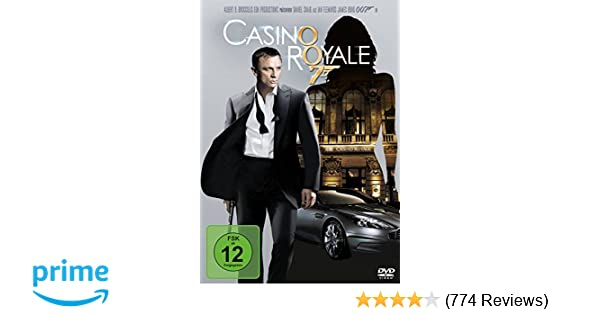 casino royale rating