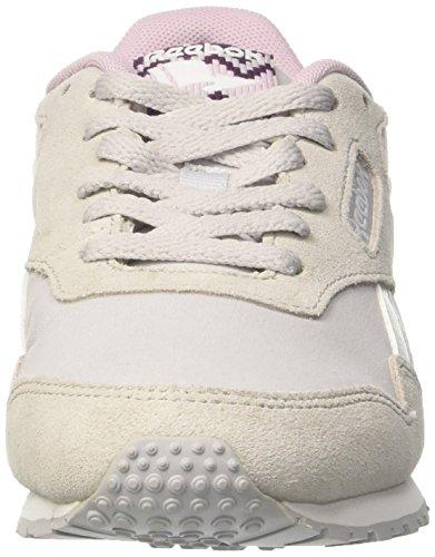 Reebok Bd3363, Scarpe da Trail Running Donna Grigio (Lgh Solid Grey/White/Purple)