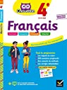 Français 4e: cahier d'entraînement et de révision par Girard