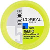 L'Oréal Paris Studio Line Invisi Fix Crema Gel Crema Forte, 150 ml