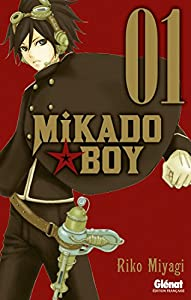 Mikado Boy Edition simple Tome 1