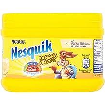 Nesquik Banana en Polvo para Bebida - Paquete de 10 x 300 gr - Total: