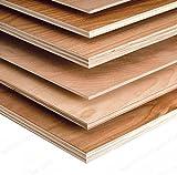 wbp MADERA NOBLE de Contrachapado 15mm - madera, 15 x 610 x 610 mm