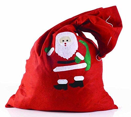 Rubies 's it00150-Papá Noel Navidad Saco