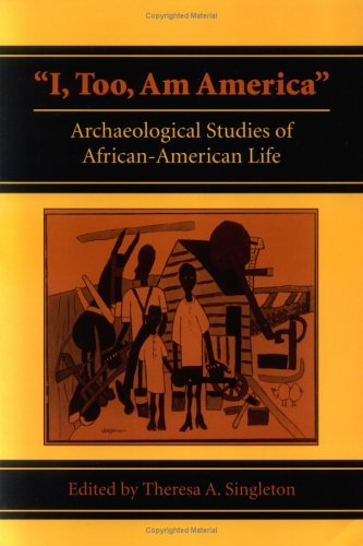 I, Too, am America: Archaeological Studies of African-American Life (1999-10-31)