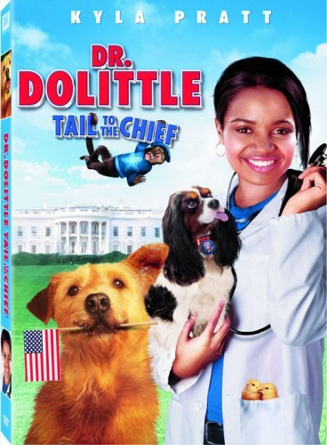 Dr. Dolittle: Tail To The Chief by Peter Coyote