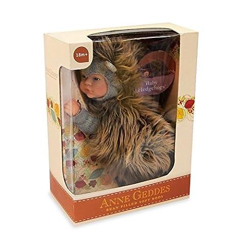 Anne Geddes Bébé - Anne Geddes Baby Hedgehog Bean Filled Soft
