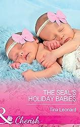 The SEAL's Holiday Babies (Mills & Boon Cherish) (Bridesmaids Creek Book 2)