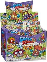 Superzings - Serie 5 - Display de 50 figuras coleccionables SuperZings , color/modelo surtido
