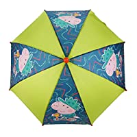 Peppa Pig Umbrella Bags & Accessories Synthetic Material Umbrellas Green/Light Green