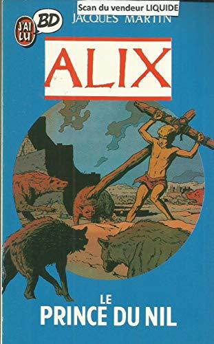 Alix, Tome 2 : Le Prince du Nil par Jacques Martin