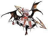 QuesQ Touhou Project: Leyenda de Komajo: Remilia Scarlet Figuras de PVC (escala 1: 8)