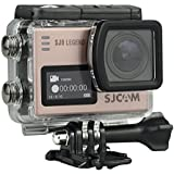 SJCAM SJ6 LEGEND ROSE 4K Actionkamera 16MP Touchscreen Dual-Display WLAN HDMI Wasserdicht rosegold