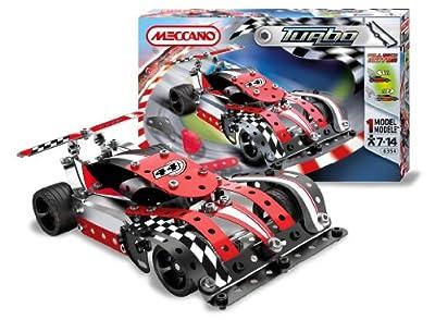 Meccano 886354 - Turbo Evolution Red de Meccano
