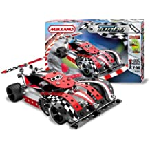 Meccano 886354 - Turbo Evolution Red